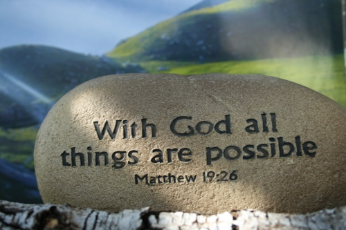 Matthew 19.26
